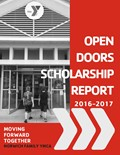 2016 Open Doors Scholarship Results